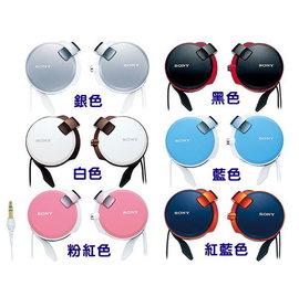SONY 單邊收線立體聲耳掛式耳機 MDR-Q38LW 公司貨附保卡保固一年
