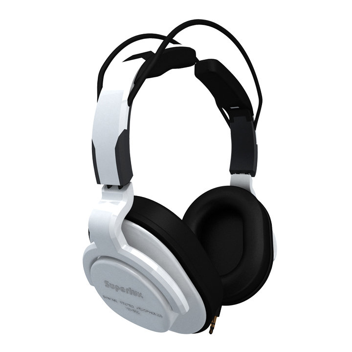 Superlux 舒伯樂 HD661 (白色),新款全罩式專業監聽級耳機,公司貨,附保卡