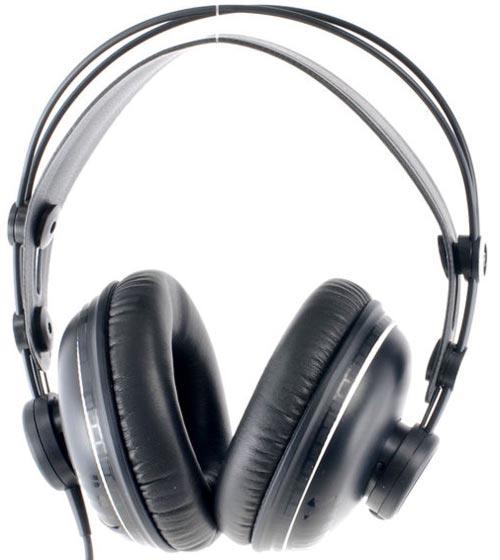 舒伯樂 SuperLux HD662B/HD-662B,封閉式全罩監聽耳機 原廠公司貨保固1年