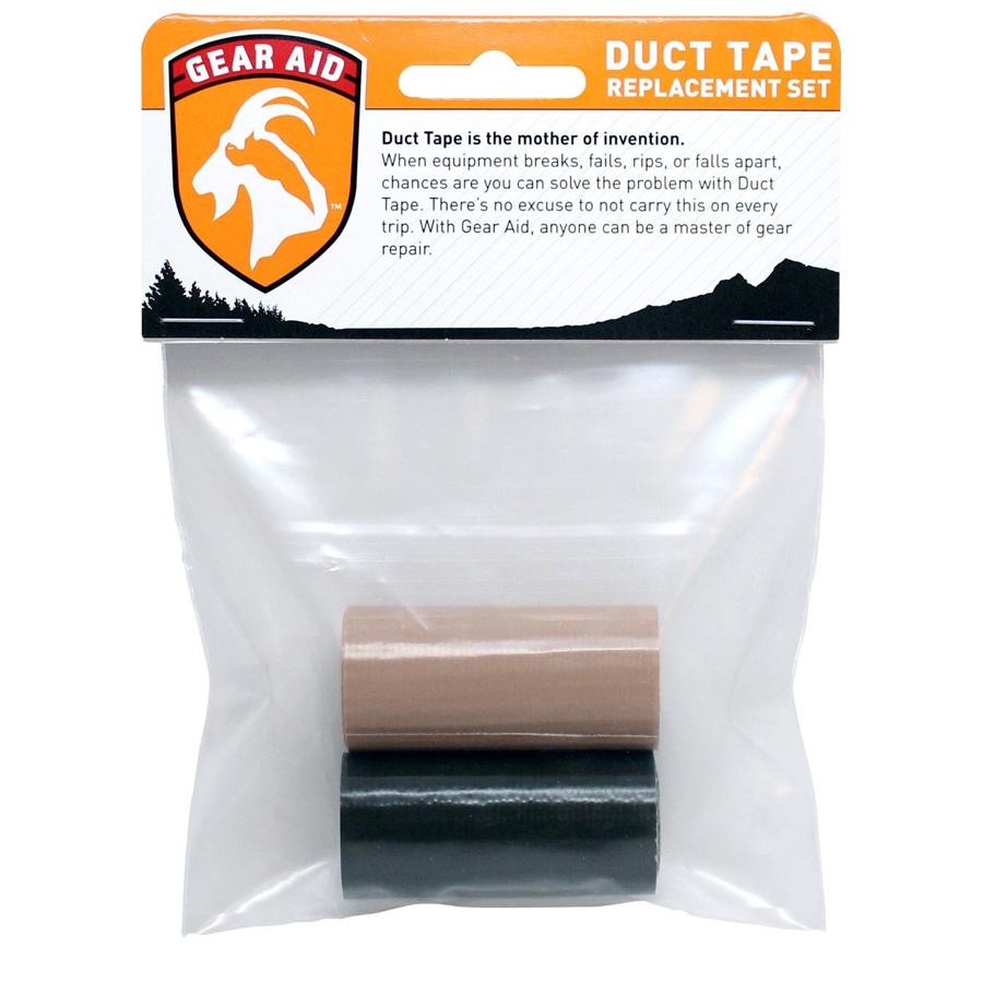 【露營趣】中和 美國 McNett Gear Aid Duct Tape 多功能萬用膠帶組 帳篷雨具營柱緊急修補 80097
