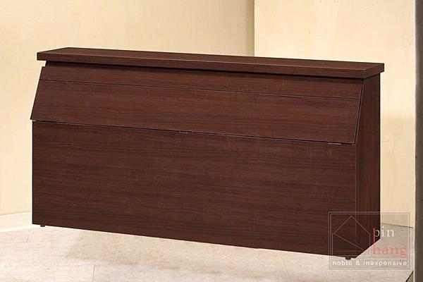 【尚品家具】CF-616 胡桃 6 尺 床頭箱