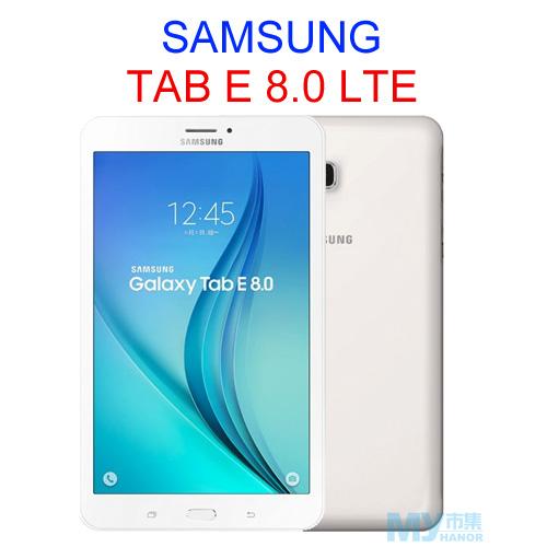 SAMSUNG Galaxy Tab E 8.0 (T3777) 4G LTE可通話平板電腦~送16G記憶卡+三星平板直入式皮套
