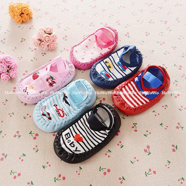 寶寶襪 地板襪/學步鞋/寶寶室內鞋襪(11.5-14.5CM) SS11406