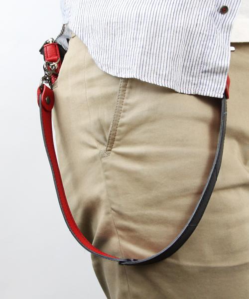 新色!! [日本SEAL手工製作]皮夾鍊帶