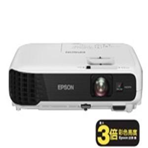 EPSON EB-X04 液晶投影機 白色亮度/彩色亮度2800流明支援筆記型電腦及智慧裝置APP投影