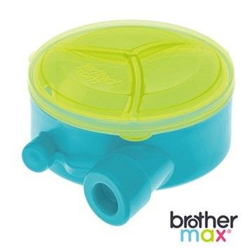 【本月限時7折起】英國【Brother Max】旋轉式奶粉分裝盒