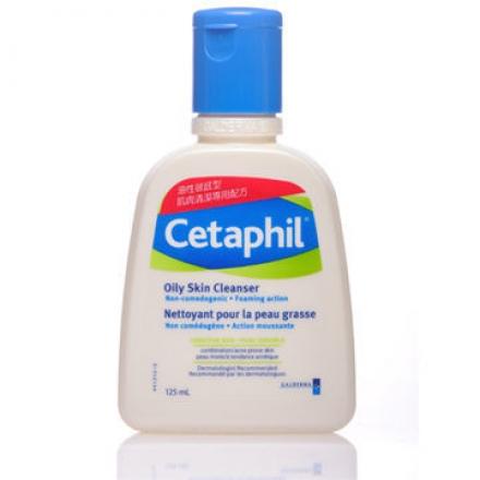 Cetaphil舒特膚 溫和潔膚乳125ml