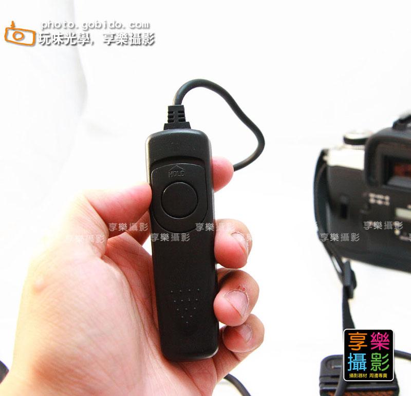 [享樂攝影]快門線 for Nikon D200 D300s D3 D3X D700 D3 D2 D1 D1H S3Pro S5Pro 相容相容MC-30/MC-36