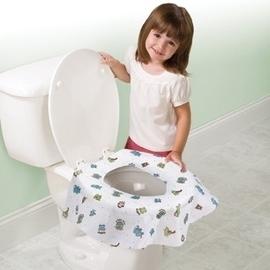 美國【Summer】Infant 環保拋棄式馬桶座墊 (20入)