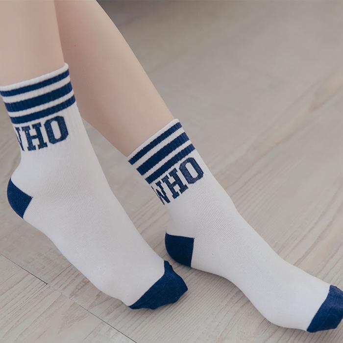 棉襪子 WHO足球襪 現貨+預購【SV6444】快樂生活網