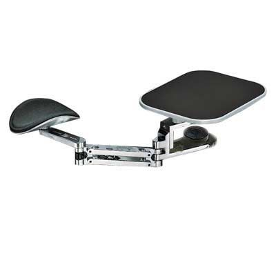 Arm-Stand鋁合金豪華護手臂(含鼠墊) 手臂支撐架