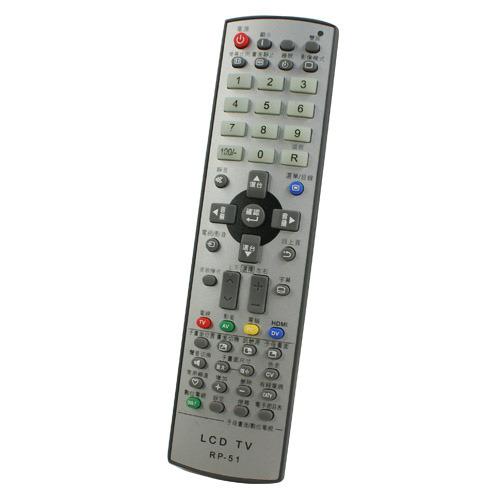 KINYO 奇美 液晶電視遙控器 RP-51