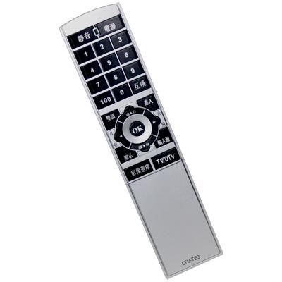 KINYO 東元、首華、華爾茲、幻象、旭光、TEC、東方、鈦田 等多廠牌 液晶 電視 遙控器 LTV-TE3