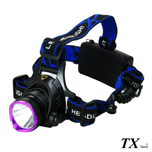 CREE T6 LED 多角大照度頭燈(TX-T6-HA)