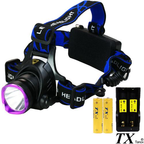 CREE T6 LED大光圈強亮頭燈(T6HA-Z)