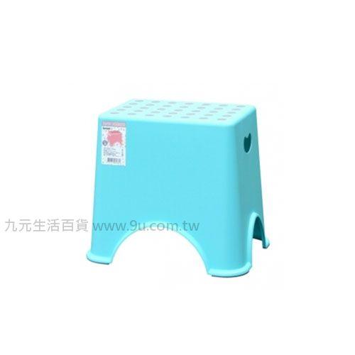 【九元生活百貨】聯府 RC-130 大圓點止滑椅 板凳 塑膠椅 RC130