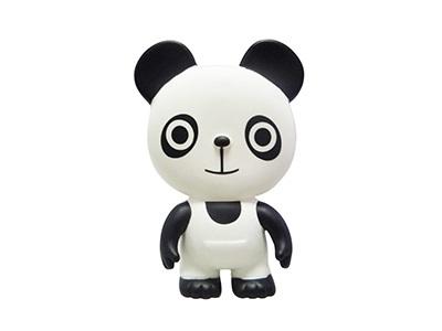日本【ToyRoyal 樂雅】軟膠熊貓