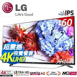 ★杰米家電☆LG 樂金 60型Super UHD 電視 60UF850T