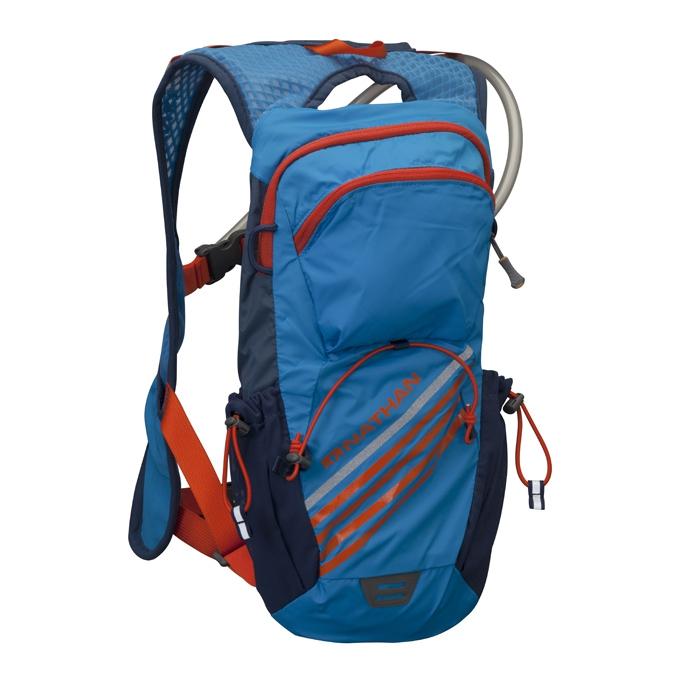 【露營趣】送手電筒 中和 美國 NATHAN Firestorm 二鐵專用水袋背包(2L) NA5033NBO 馬拉松 路跑 運動背包