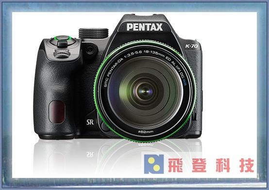 【 最新高階入門單眼】PENTAX  K-70 K-70 / DAL18-55WR 防撥水Kit組 公司貨含稅開發票