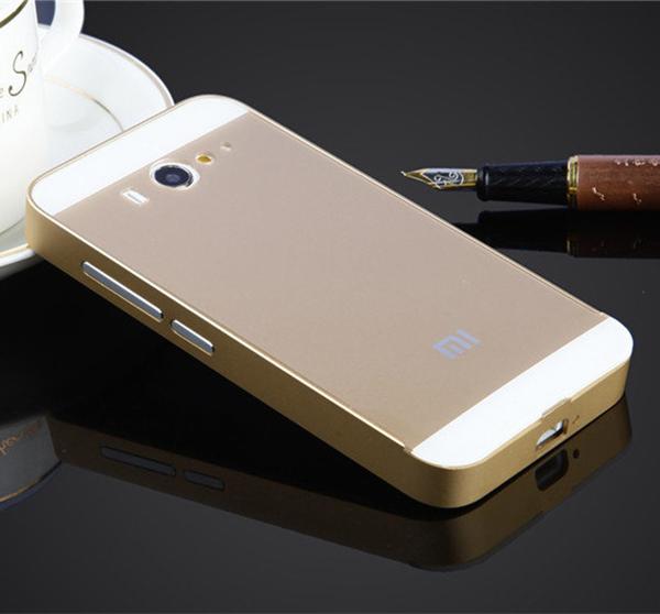 ☆小米 2|2S 金屬邊框+PC背板二合一 MI 2 手機邊框保護殼 手機殼 保護套【清倉】