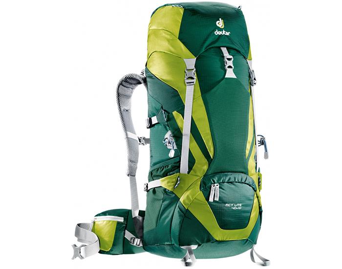 【露營趣】送贈品 德國 deuter ACT LITE 拔熱背包40+10 登山背包 登山袋 健行背包 3340115