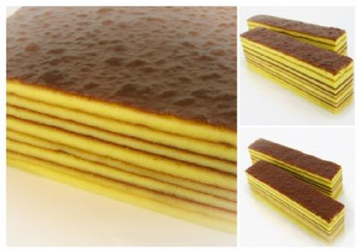 黃金千層蛋糕,長時間一層一層細心鋪疊,慢火逐層烘烤,選用苗栗蜂農自產自銷之純正蜂蜜,使用勤億殺菌蛋黃液,添加來自日本北海道的香濃煉乳,口感紮實圓潤,吃起來甜而不膩,是搭配下午茶的最佳甜點之一,值得您細細品味~~甜點,蛋糕,超人氣美食,下午茶必備,其它蛋糕~
