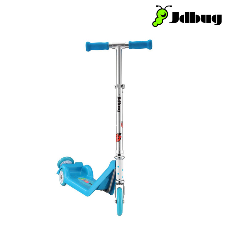 Jdbug 兒童三輪滑板車TC11 (藍色) / 城市綠洲 (滑步車、代步、兒童車)