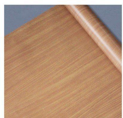 W1802 仿木紋PVC自黏式 壁貼 壁紙 地板/家具/櫥櫃/ 地板貼紙 防水材質 (1捲=45x1000公分) (預購+現貨)