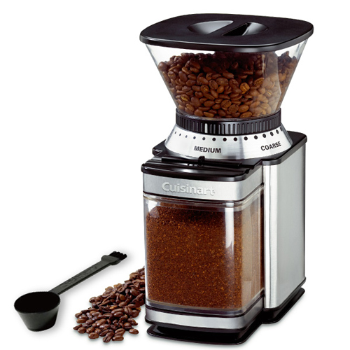 Cuisinart 美膳雅 DBM8TW / DBM-8TW 18段粗細全新專業咖啡研磨器 研磨機 磨豆機