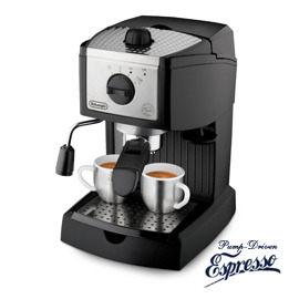 迪朗奇義式濃縮半自動咖啡機 EC155/EC-155
