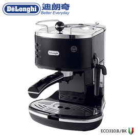 DeLonghi 迪朗奇 Icona系列義式濃縮咖啡機 (ECO310/BK)