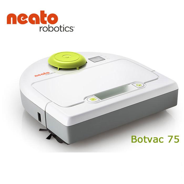 Neato Botvac 75 雷射智慧型掃描機器人定時自動吸塵器