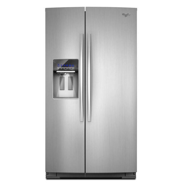 GSC25C6EYY 惠而浦Whirlpool 705公升 對開式冰箱 美國NSF濾水系統,安心飲用