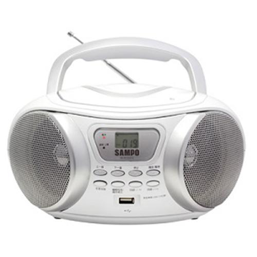 AK-W1302UL 聲寶SAMPO CD/MP3/USB手提音響