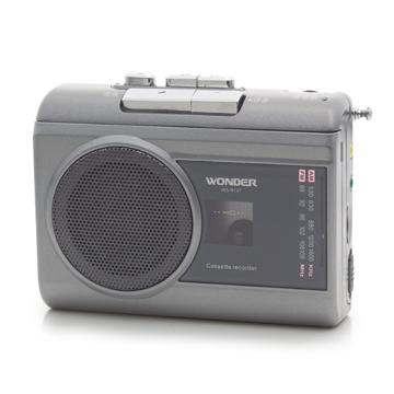 WS-R13T  旺德WONDER  AM/FM卡式錄音機