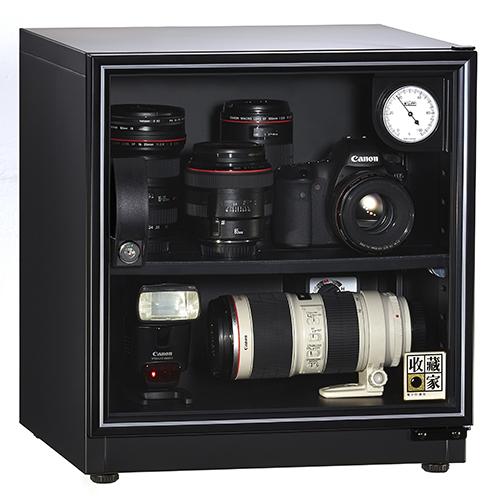 【收藏家】AD-51 雙層最實用、數位最搭配的電子防潮箱
