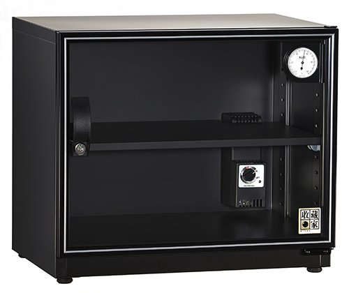 【收藏家】長鏡頭保管最佳推薦機種-80公升可控濕全功能電子防潮箱 AW-80