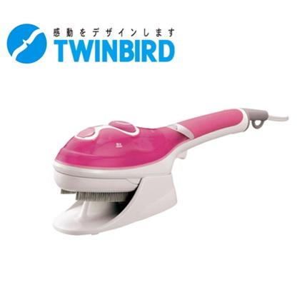 SA-4084TW 日本TWINBIRD 手持式蒸氣熨斗(粉紅)