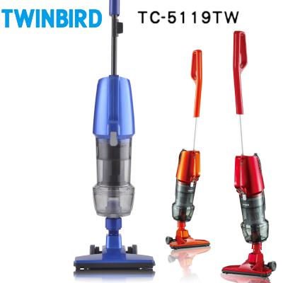 日本TWINBIRD吸拖2用直立式吸塵器TC-5119TW(三色可選)