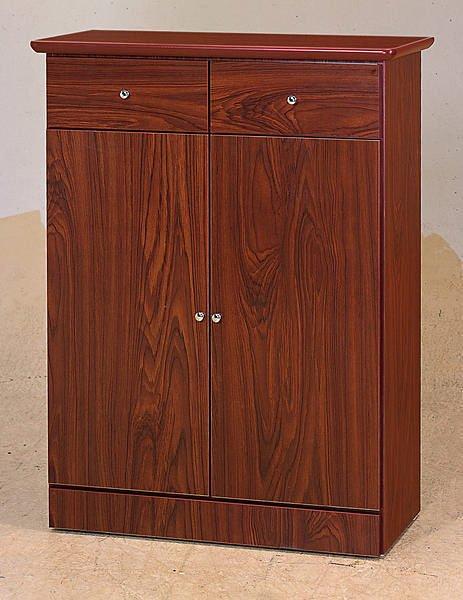 【尚品家具】房仲投資最愛超便宜 628-10 柚木2.6尺鞋櫃~另有白橡、胡桃、山毛色