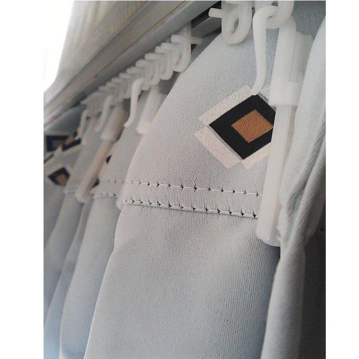 ☆幸福傢飾☆ 窗簾掛鈎 PP塑膠 耐重型掛鈎 出清 特賣 /10支