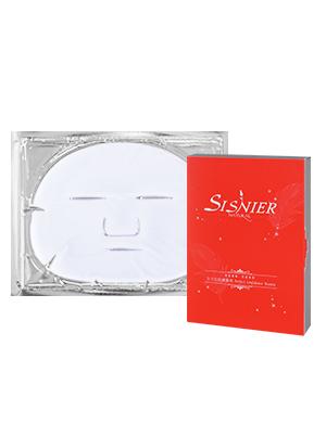 【SISNIER】 膠原蛋白全效修護水晶凍面膜