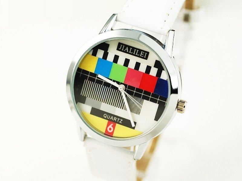 《316小舖》【PE65】(時尚情人對錶-男女對錶-單件價 /男女手錶/情人手錶/情侶手錶/情侶對錶/石英錶/機械錶/時尚鋼錶/手錶禮物)只剩白色款