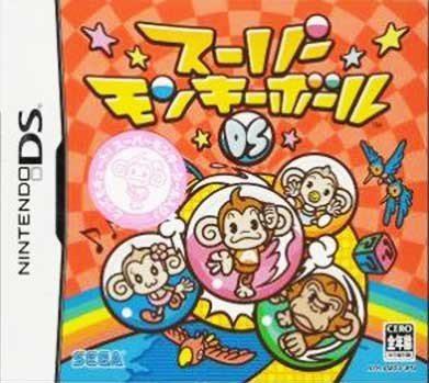 【Playwoods】[NDS遊戲] 超級猴子球DS (日文日版-全新未拆現貨-普通級-動作)