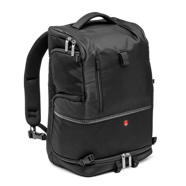 Manfrotto 正成公司貨 MB MA-BP-TL - Tri Backpack 專業級3合1斜肩後背包 L