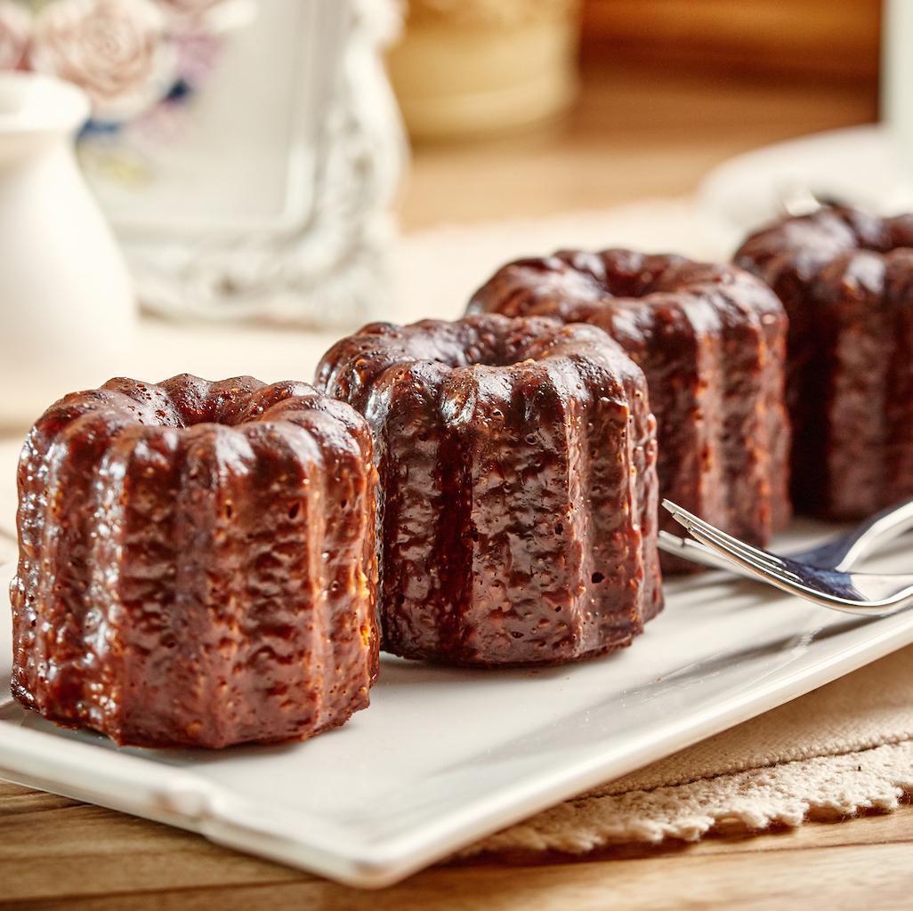 fang baking 法式經典原味可麗露❤精緻禮盒 (一盒6顆裝)