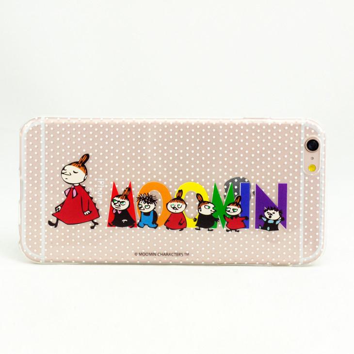 Moomin嚕嚕米正版授權 - TPU手機保護殼:【 小不點家族 】《  iPhone/Samsung/HTC/ASUS/Sony/小米/OPPO 》