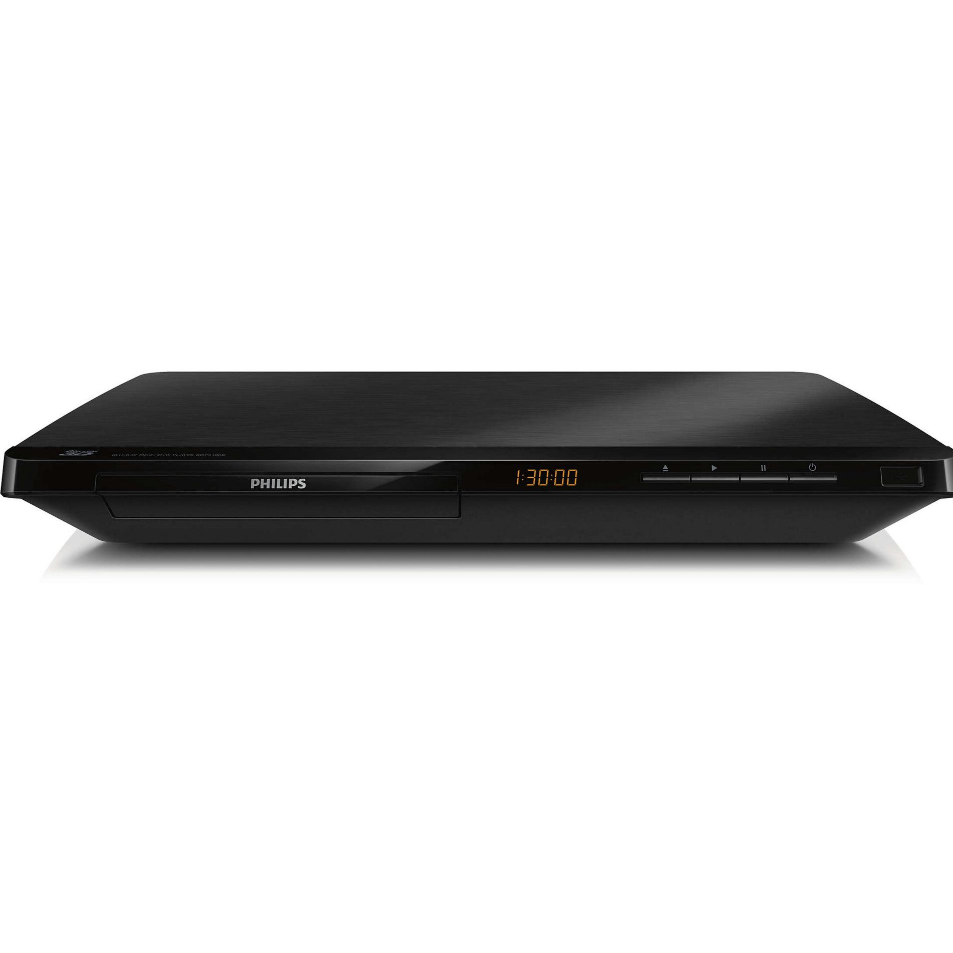 飛利浦 Philips 3D藍光 DVD播放機 BDP3480