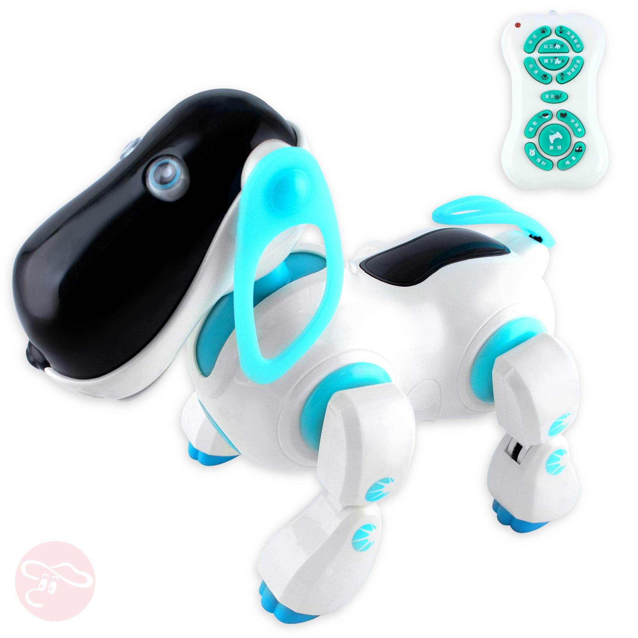 【瑪琍歐玩具】紅外線遙控智能機器對話狗
